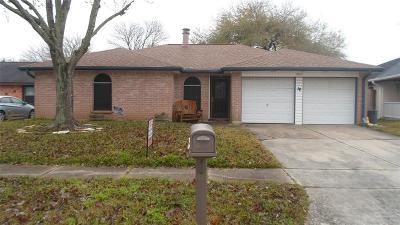 La Porte Single Family Home For Sale: 9810 Shell Rock Road