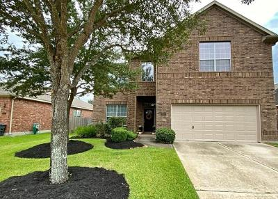 Katy Single Family Home For Sale: 3615 Rocky Ledge Lane