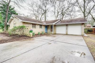Spring Single Family Home For Sale: 3307 Roaming Woods Lane