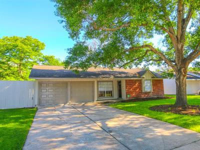 Houston TX Single Family Home For Sale: $187,000