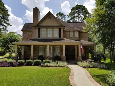 Conroe Single Family Home For Sale: 109 S Park Drive