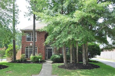Kingwood Single Family Home For Sale: 3926 Wildwood Valley Court
