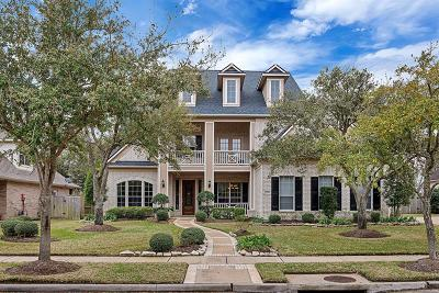 Pearland Single Family Home For Sale: 2806 Sable Drive