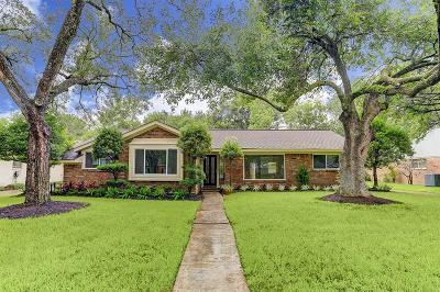 Meyerland Single Family Home For Sale: 5235 Ariel Street