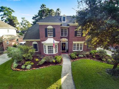 Houston Single Family Home For Sale: 3030 Emerald Grove Drive