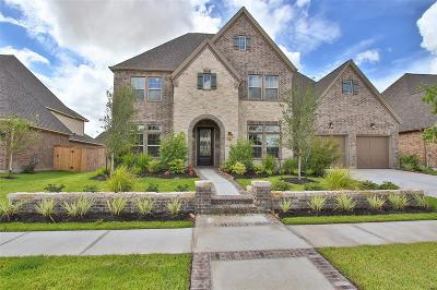 Cypress Single Family Home For Sale: 18907 Galloway Reach Drive