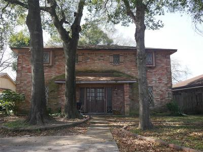 Harris County Single Family Home For Sale: 242 Wickhamford Way