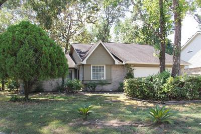 Kingwood Single Family Home Option Pending: 3322 Lake Stream Drive