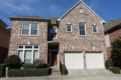 Houston Single Family Home For Sale: 3514 Windmill Elm Street
