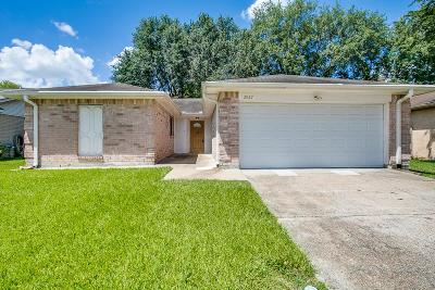 Pearland Single Family Home For Sale: 2927 Becket Street