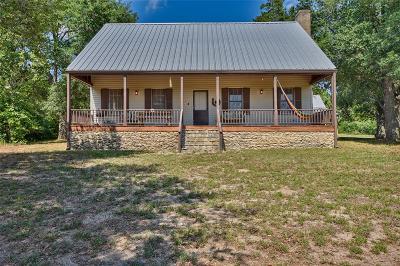 Fayette County Farm & Ranch For Sale: 5722 Darden Loop