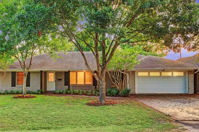 Houston Single Family Home For Sale: 1745 Longacre Drive