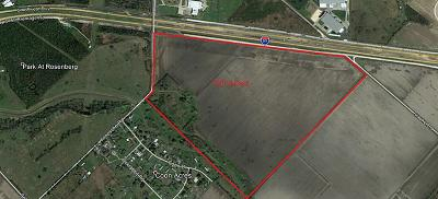 Harris County, Waller County, Grimes County, Fort Bend County, Washington County, Montgomery County Farm & Ranch For Sale: 2900 Southwest Freeway