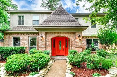 Spring Single Family Home For Sale: 16010 York Minster Drive