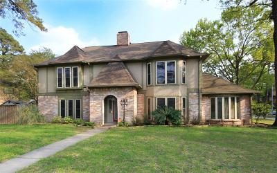 Spring Single Family Home For Sale: 3319 Flickering Candle Drive