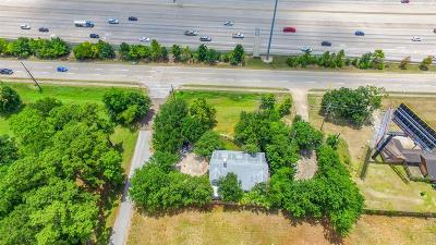 Houston Residential Lots & Land For Sale: 13300 Katy Freeway