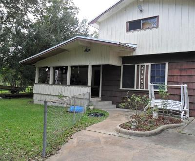 Texas City Single Family Home For Sale: 219 N Pine Road
