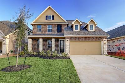 Missouri City Single Family Home For Sale: 3107 Sean Preston Court