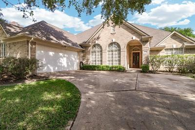 Sugar Land Single Family Home For Sale: 5423 Ambrose Drive