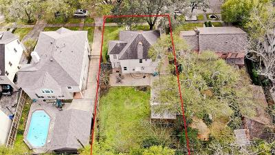 Harris County Single Family Home For Sale: 3746 Sunset Boulevard