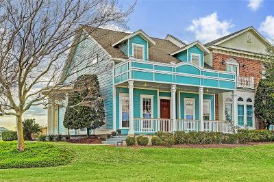 Galveston Condo/Townhouse For Sale: 7 Barque Lane