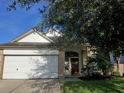 Seabrook Single Family Home For Sale: 1631 Pebble Banks Lane