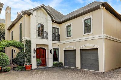 Houston Single Family Home For Sale: 5111 Tangle Lane