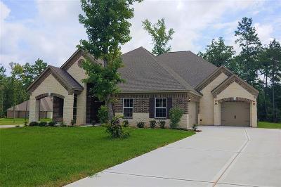 Magnolia Single Family Home For Sale: 168 Magnolia Reserve Loop