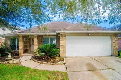 Rosenberg Single Family Home For Sale: 1205 Divin Drive
