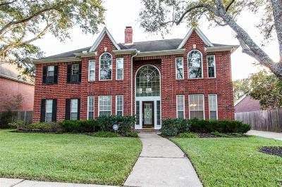 Sugar Land Single Family Home For Sale: 6106 Walkers Park Drive