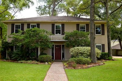 Spring Single Family Home For Sale: 4302 Annawood Circle