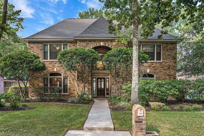 Kingwood Single Family Home For Sale: 3018 Greenwood Glen Drive