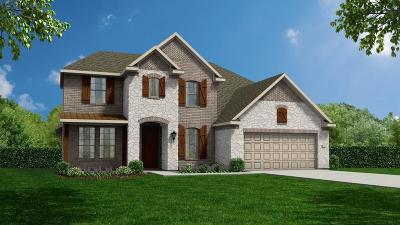 Conroe TX Single Family Home For Sale: $343,990