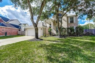 Katy Single Family Home For Sale: 1206 Lamplight Trail Drive