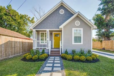 Houston Single Family Home For Sale: 4004 Elysian Street