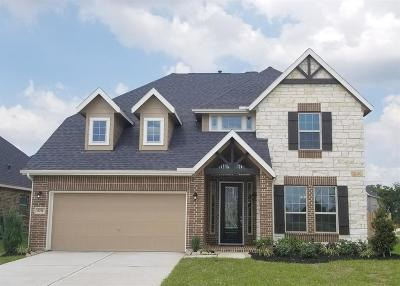 Rosenberg Single Family Home For Sale: 8731 Snyder Farm Lane
