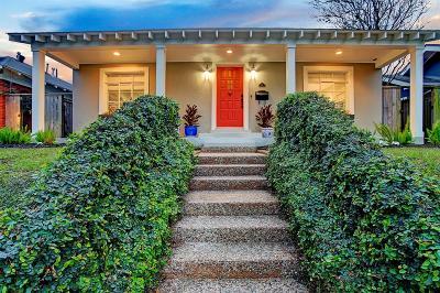 Houston Single Family Home For Sale: 734 Usener Street