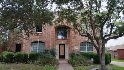 Houston Single Family Home For Sale: 6429 Cottonwood Park Lane