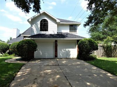 Sugar Land Single Family Home For Sale: 2615 Woodstream Boulevard