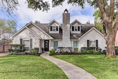 Houston Single Family Home For Sale: 10226 Olympia Drive