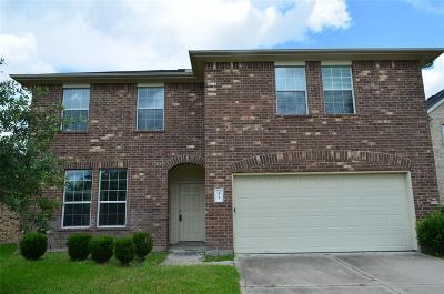 Manvel Single Family Home For Sale: 31 San Simeon Drive