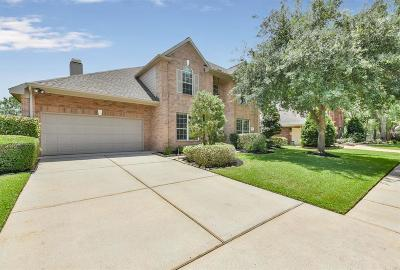 Cypress Single Family Home For Sale: 15819 Lake Loop Drive