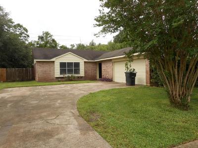 Missouri City Single Family Home For Sale: 8603 Rockmont Court
