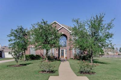 Tomball Single Family Home For Sale: 12714 Mossy Ledge Drive