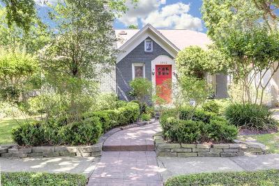 Houston Single Family Home For Sale: 1912 Lexington Street