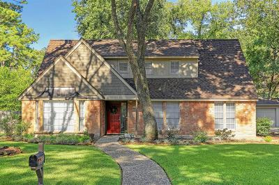 Kingwood Single Family Home For Sale: 3503 Valley Haven Drive