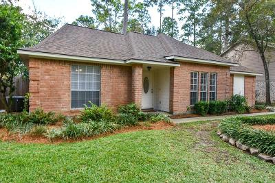 Single Family Home For Sale: 15026 Forest Lodge Drive
