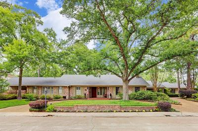 Houston Single Family Home For Sale: 10122 Candlewood Drive