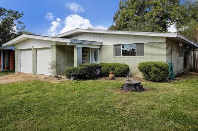 Pasadena Single Family Home For Sale: 2607 Grape Lane