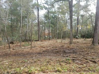 Montgomery Residential Lots & Land Pending: 15870 Walnut